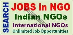Jobs in NGOs